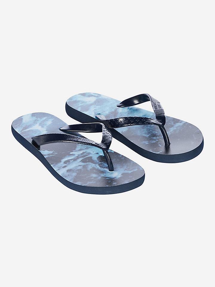 Allover Flip Flops