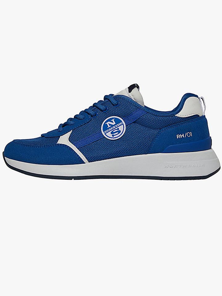 Sneakers met micromesh