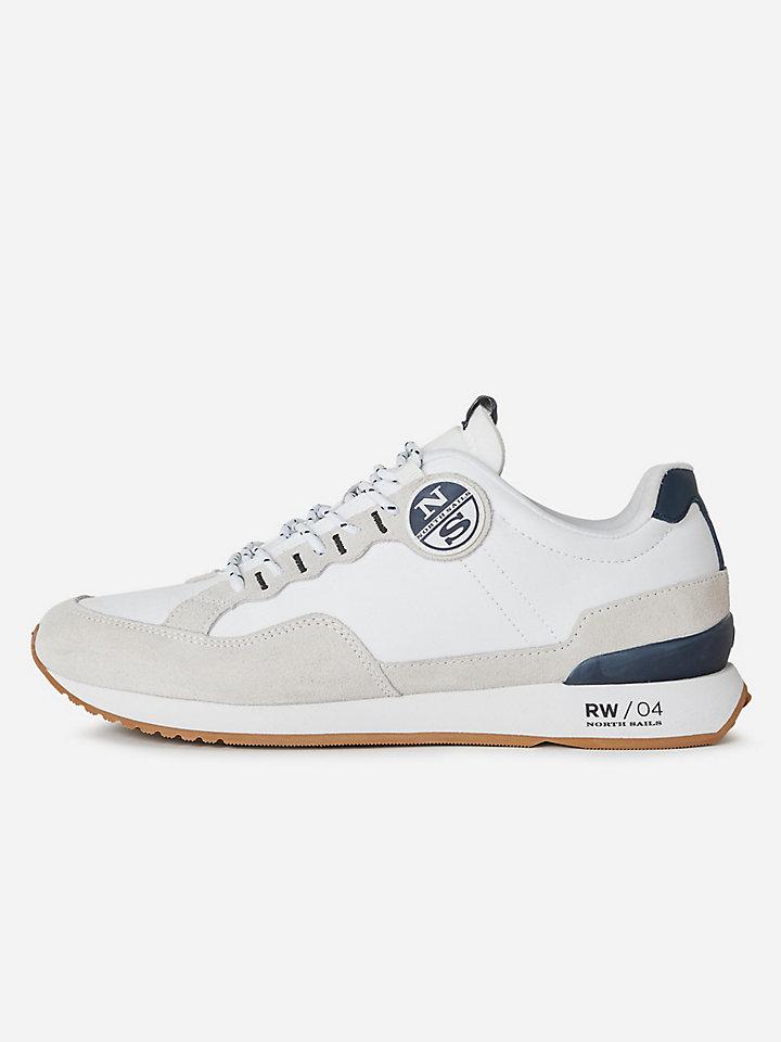 Nylon-Mikrofaser-Sneakers