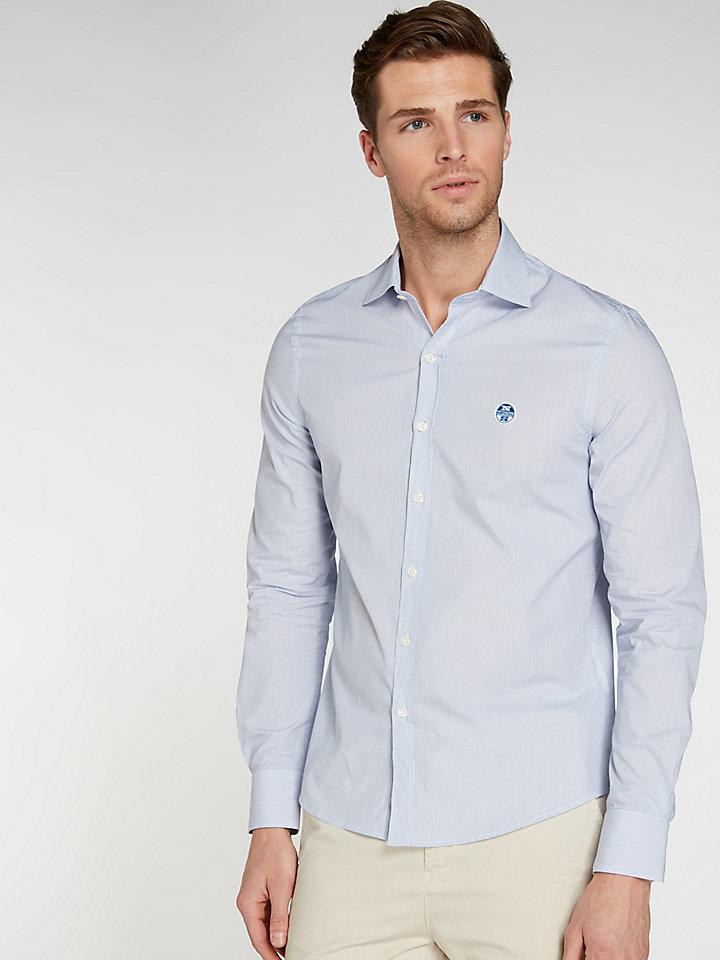 Longsleeve Shirt Slim