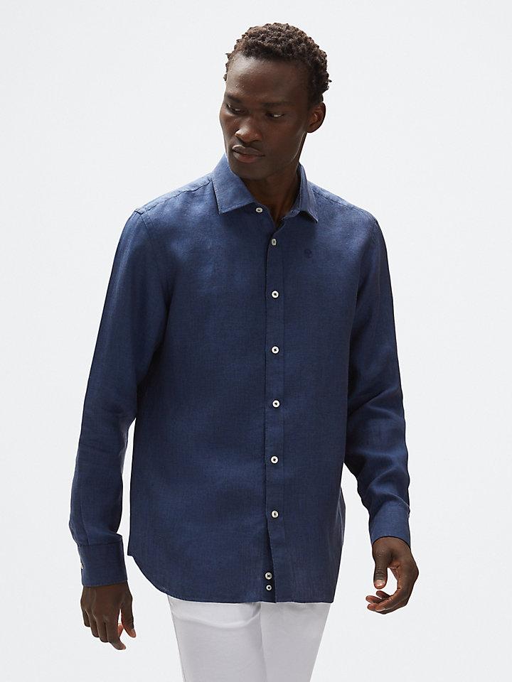 Puur linnen overhemd