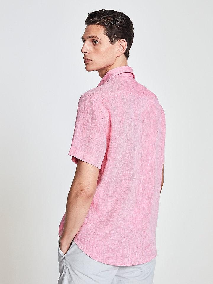 Hemd aus reinem Leinen