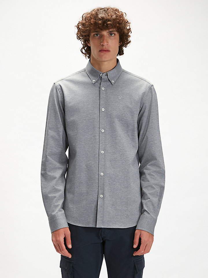 Cotton Piqué Shirt