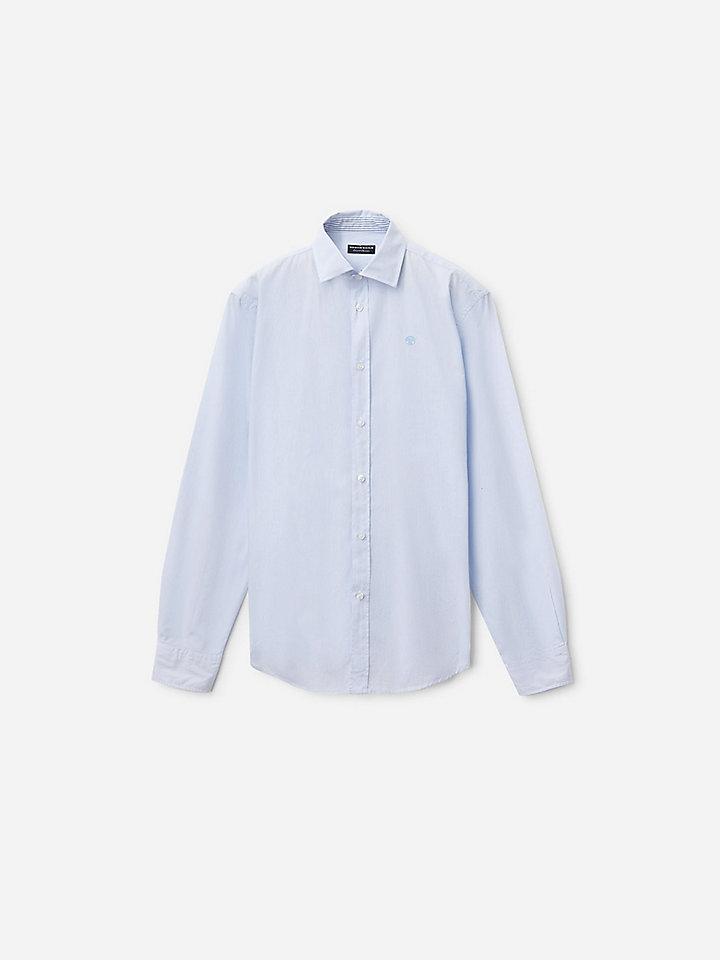 shirt l/s away collar regular