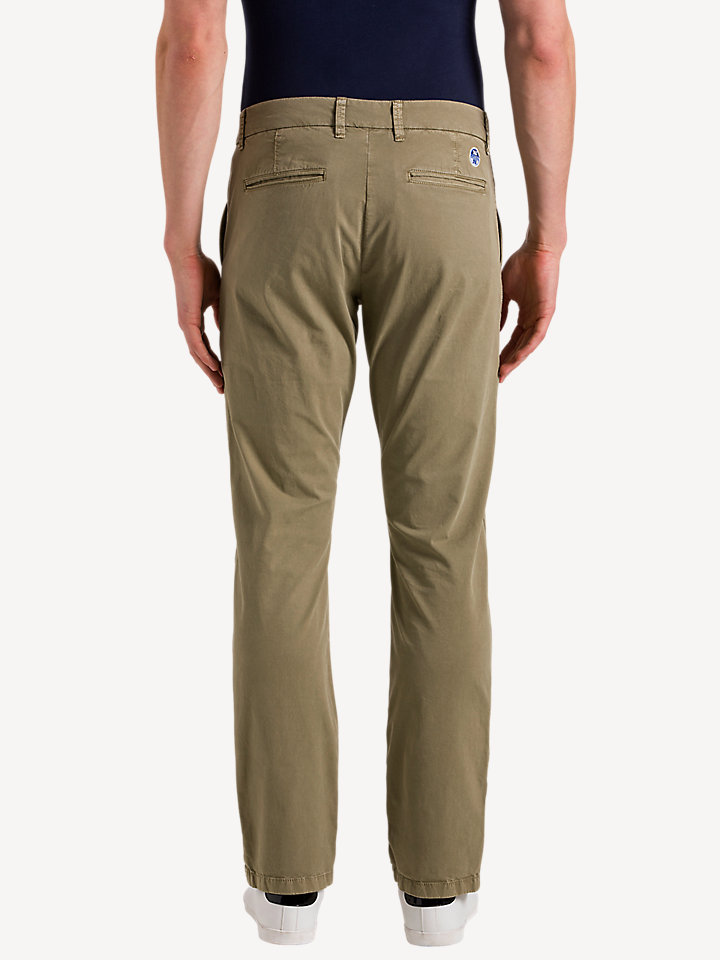 Lowell Chino Stretch