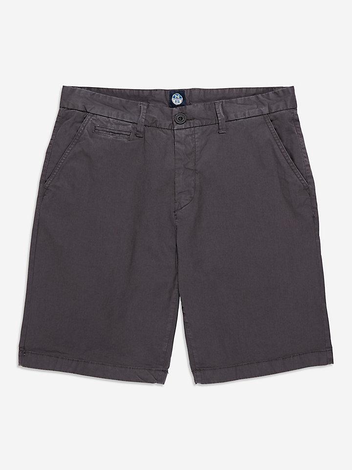 Chino Short Slim Stretch