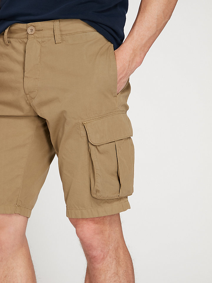 Poplin Cargo Short