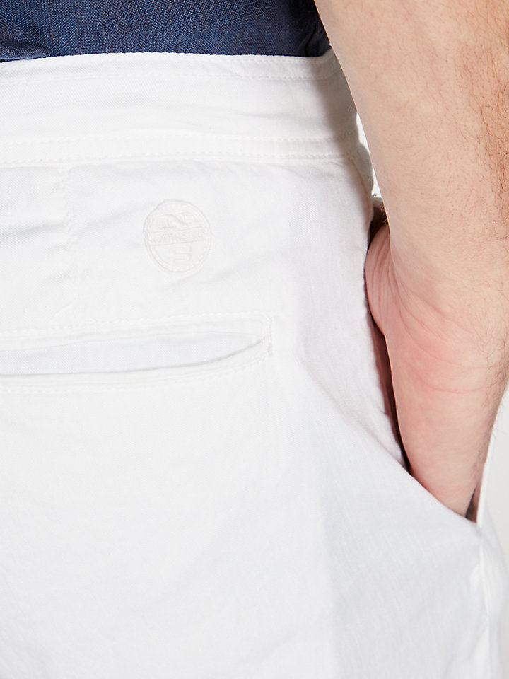 Cotton Linen Chino