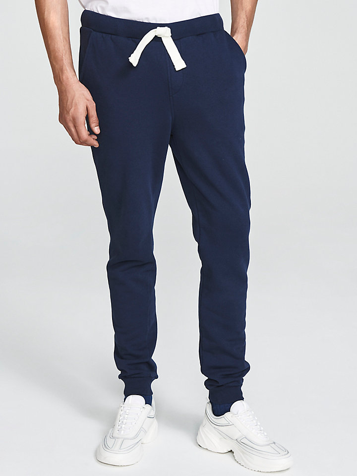 Pantaloni Jogging In Jersey