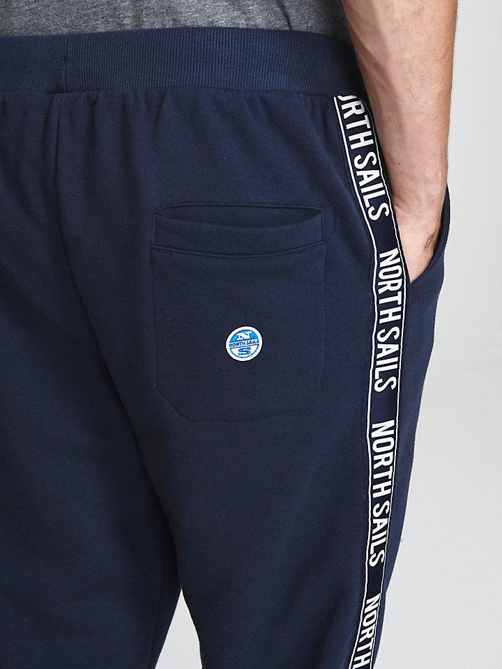 Pantaloni Jogging In Jersey