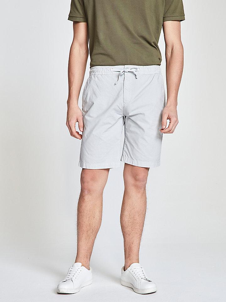 Poplin Cotton Chino Shorts