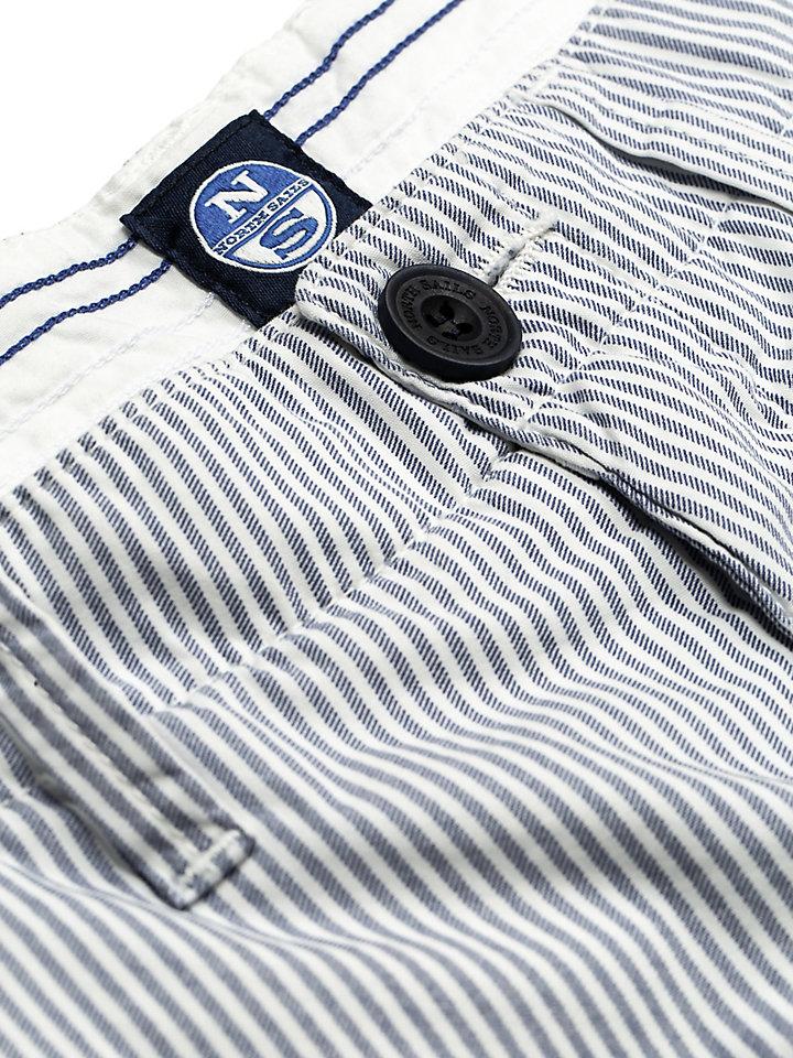 Printed Cotton Poplin Shorts