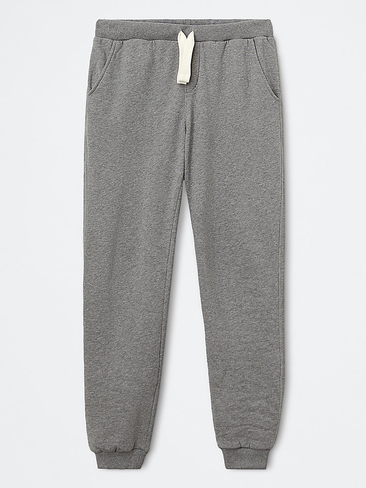 Fleece joggingbroek