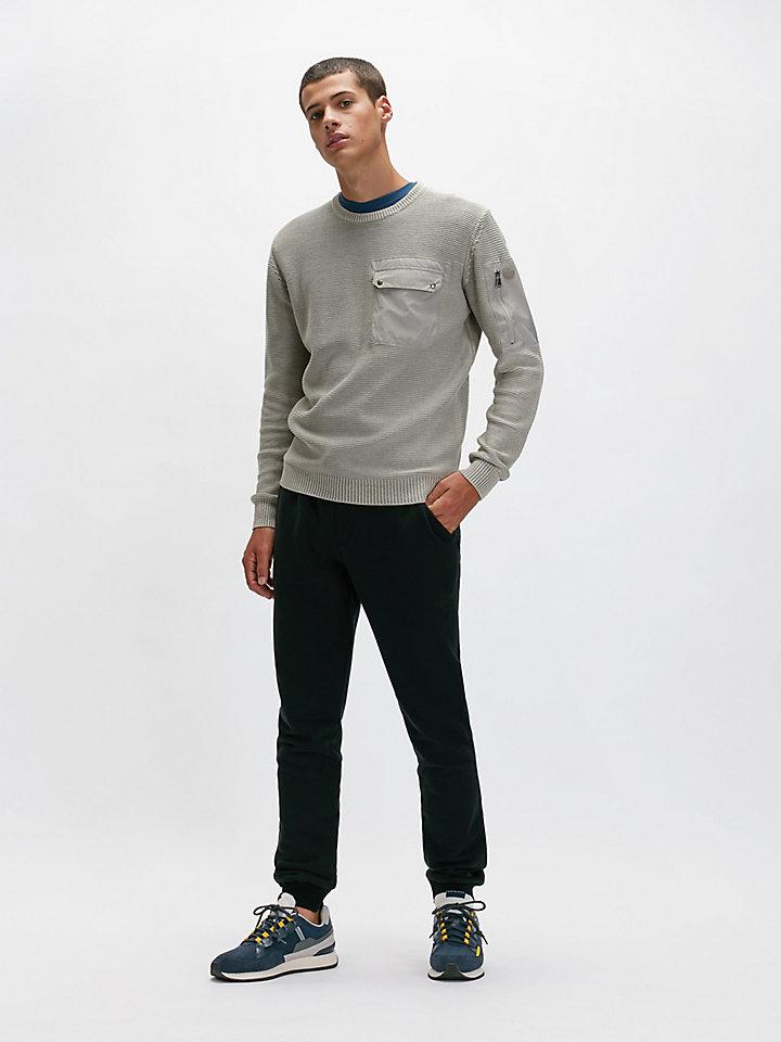 Fleece joggingbroek
