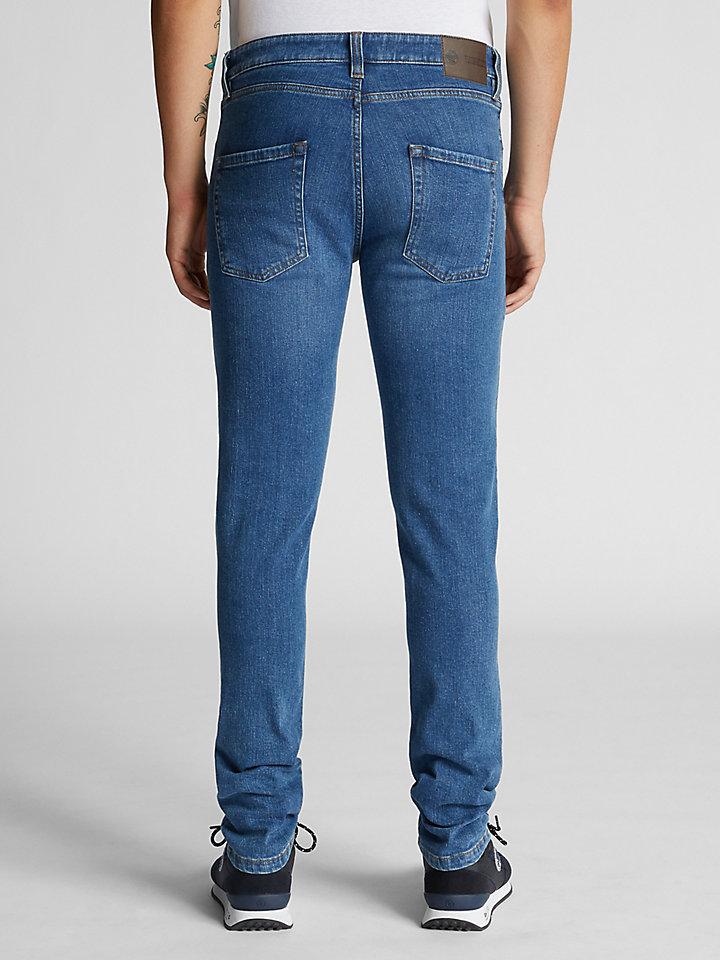 Organic Cotton Denim Jeans