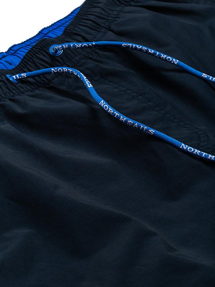 Zwemshort van katoen and nylon