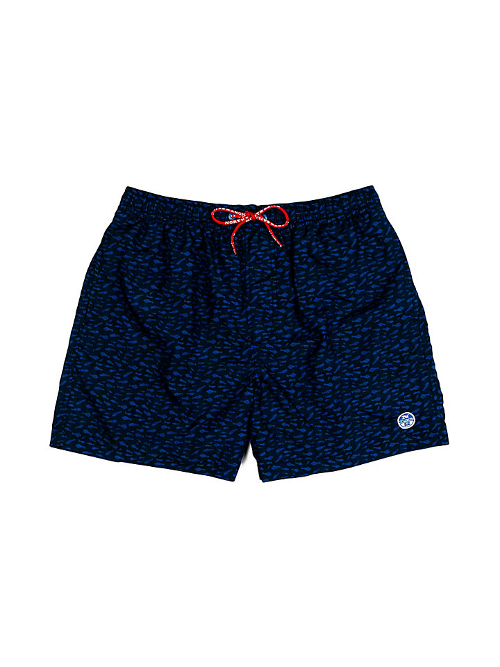Swim Shorts In Recycled Fabric