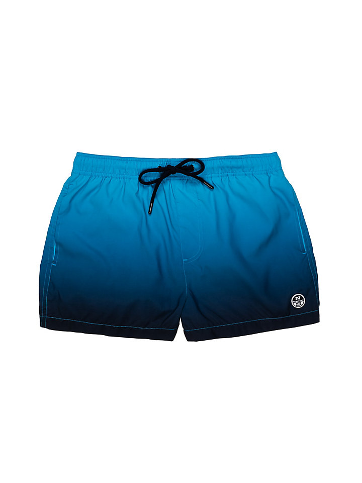Swim Shorts In Technical Fabric