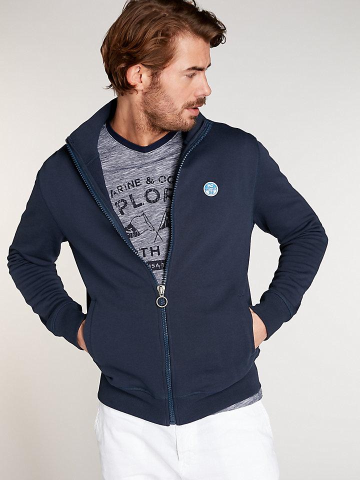 Lowell Full Zip Sweater
