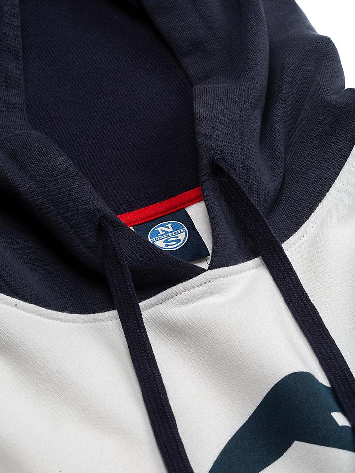 Katoenen hoodie