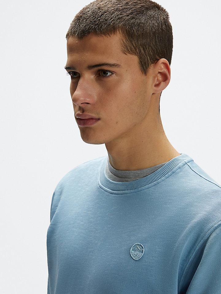 round neck w/logo