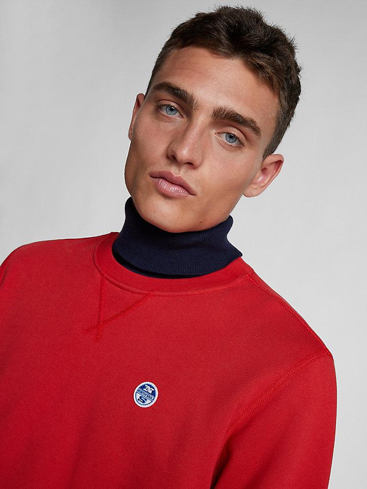 Organic Fleece Sweatshirt