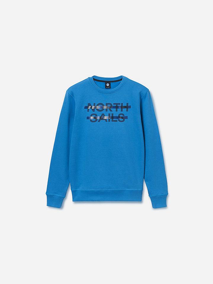 Sweatshirt With Lettering