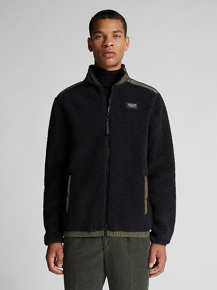 High-Neck Jacket