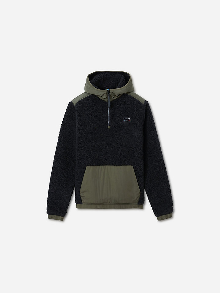 Recycled Fleece Sweatshirt