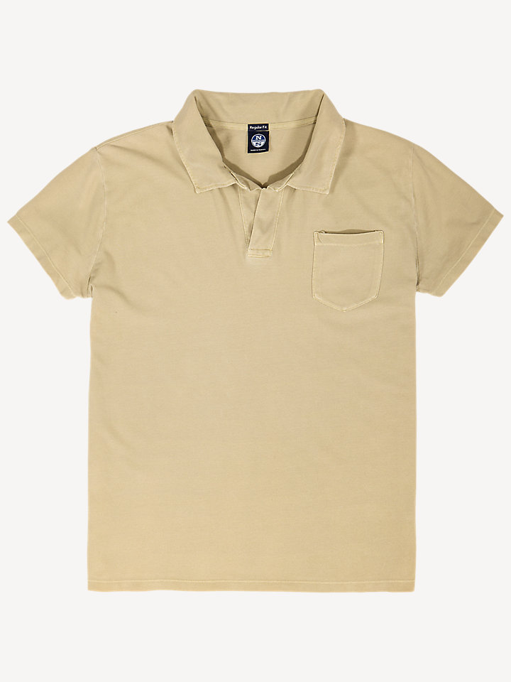 Basic Pocket Polo