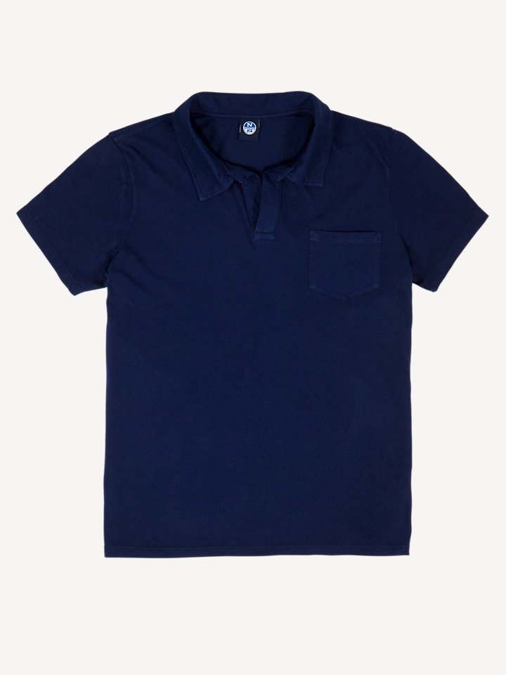 Basic Pocket Polo