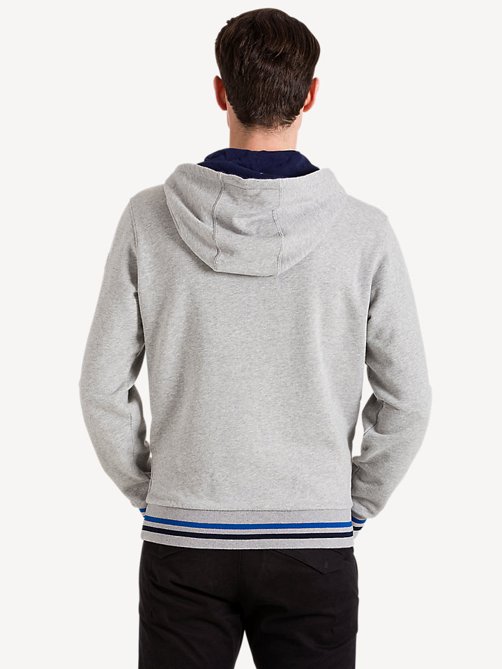 Lowell Printed Fleece Sweater