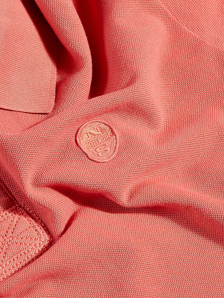 Garment Dyed Polo