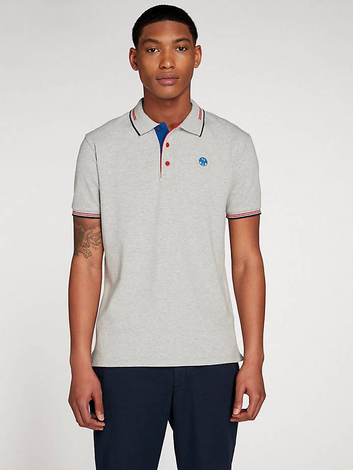Stretch Slim Polo