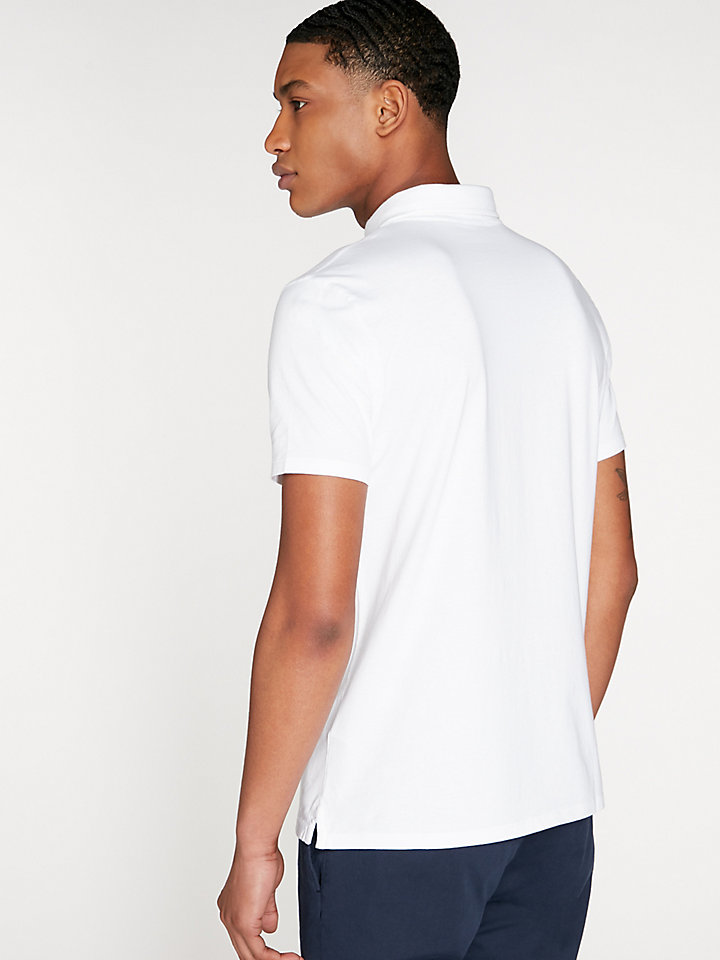Slim USA Jersey Polo