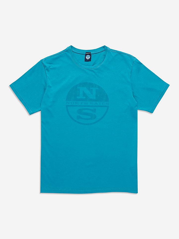 Garment Dyed North T-Shirt
