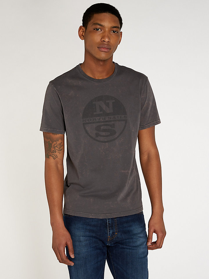 Garment Dyed North T-Shirt