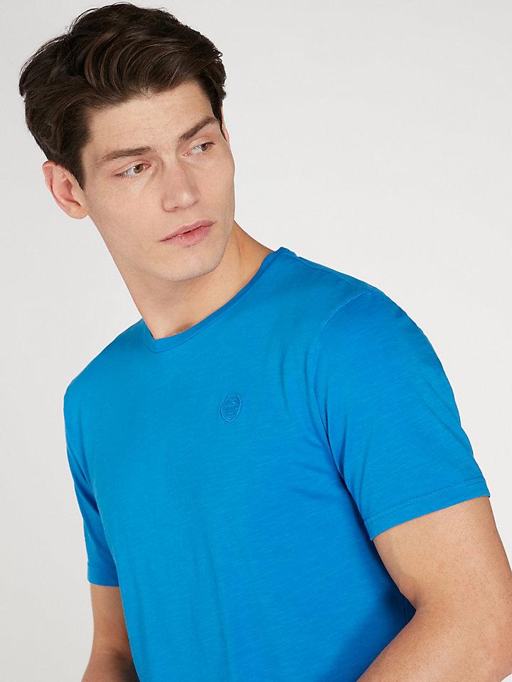 Garment Dyed Slub T-Shirt