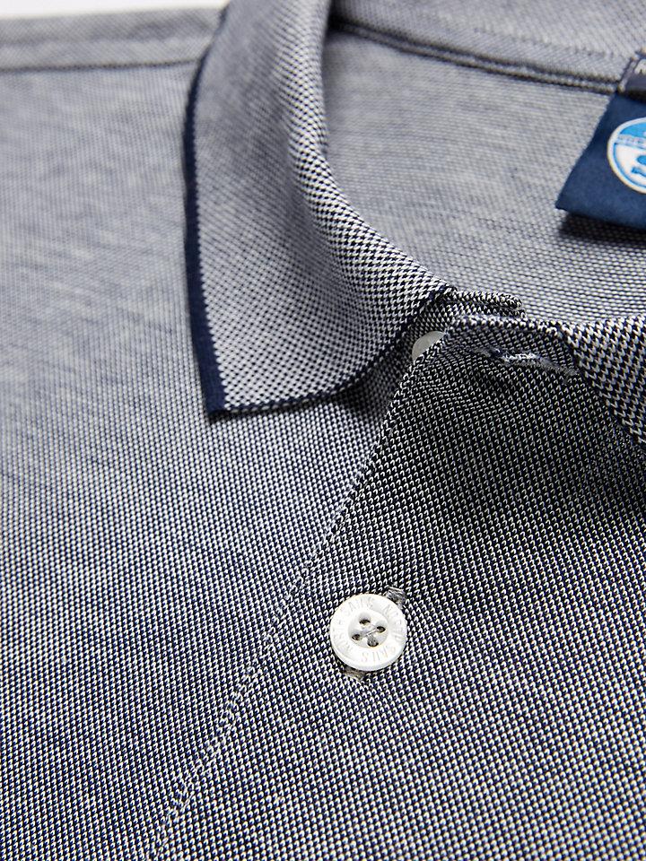 Mercerized Cotton Polo
