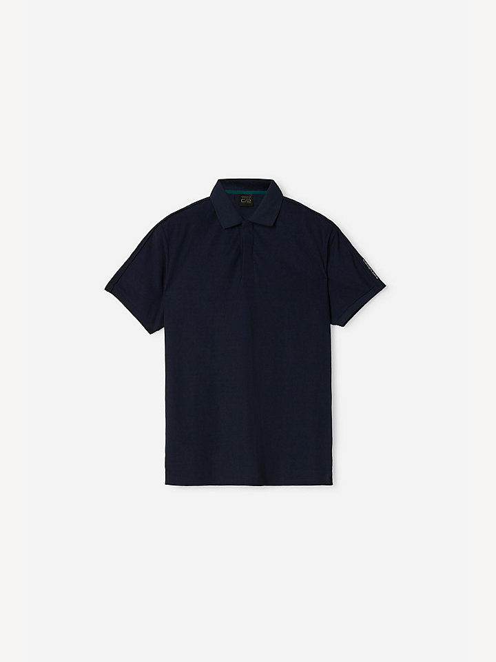 Polo C2 aus Recycling-Polyester