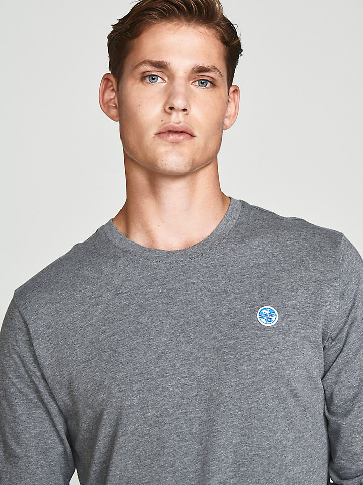 Tee-shirt en jersey de coton