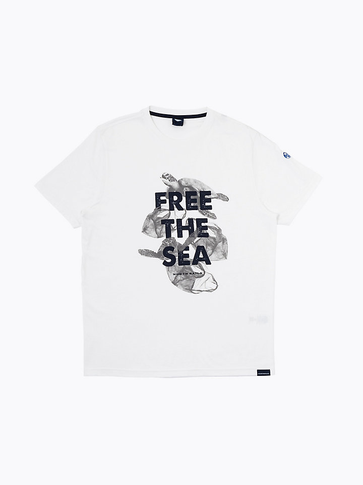 Free The Sea T-Shirt