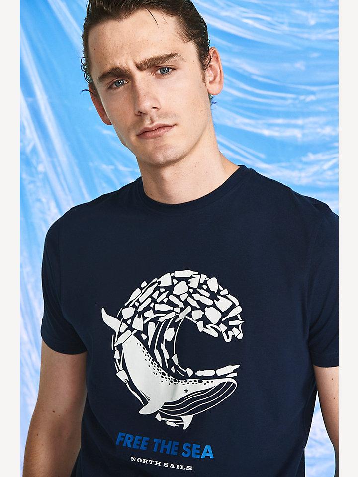 Free The Sea T-Shirt