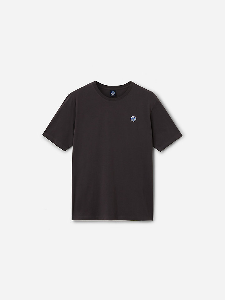 T-shirt van katoenjersey