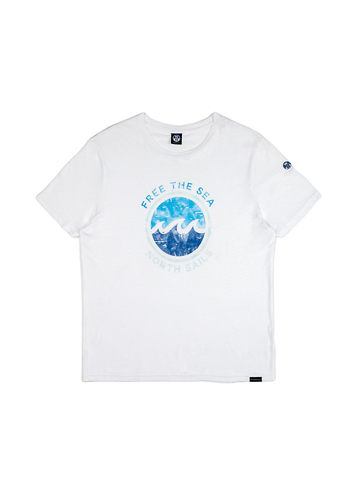 """Free the Sea""-T-Shirt"