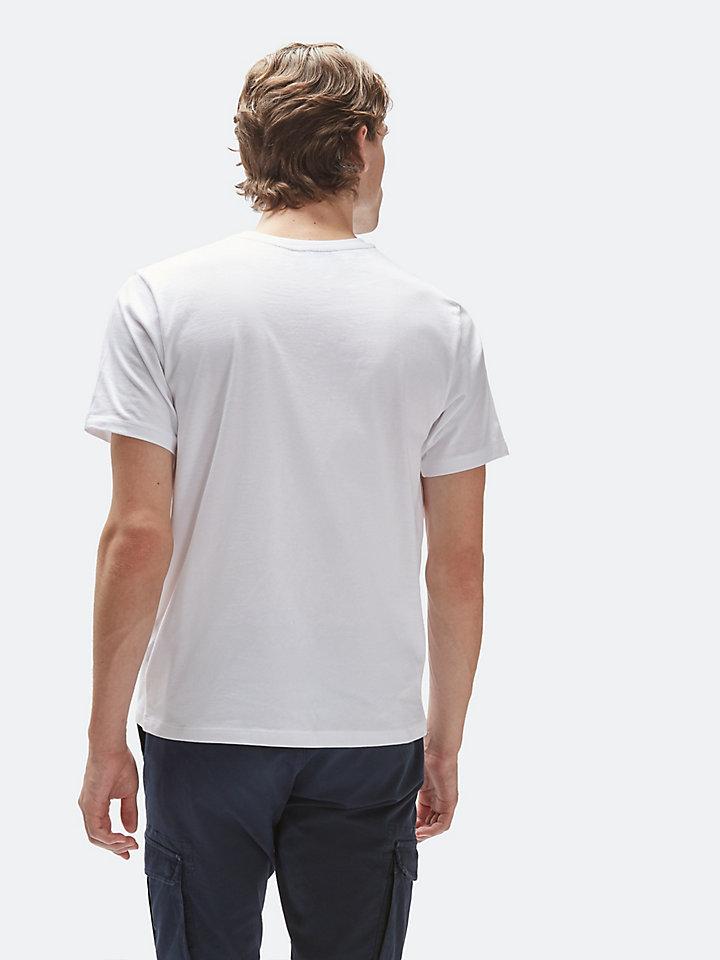 T-Shirt In Jersey Di Cotone