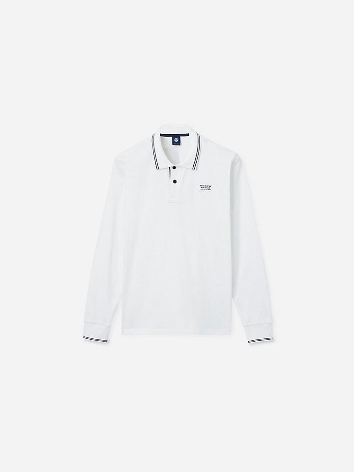 Heavy Jersey Polo Shirt