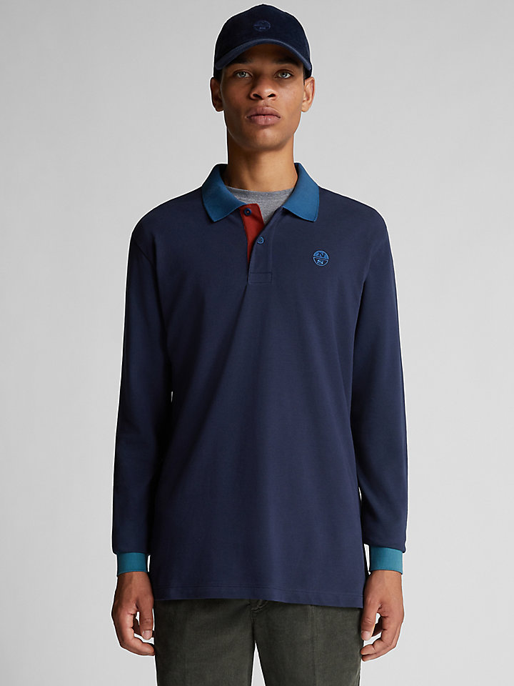 Polo With Embroidered Logo