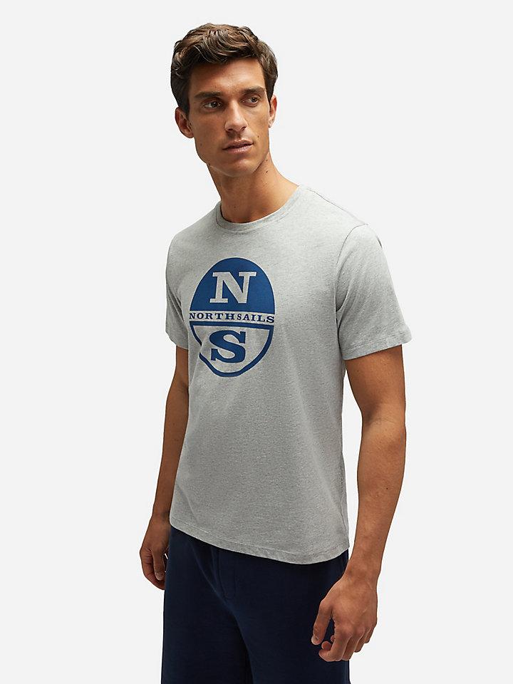 Shirt van katoenen jersey