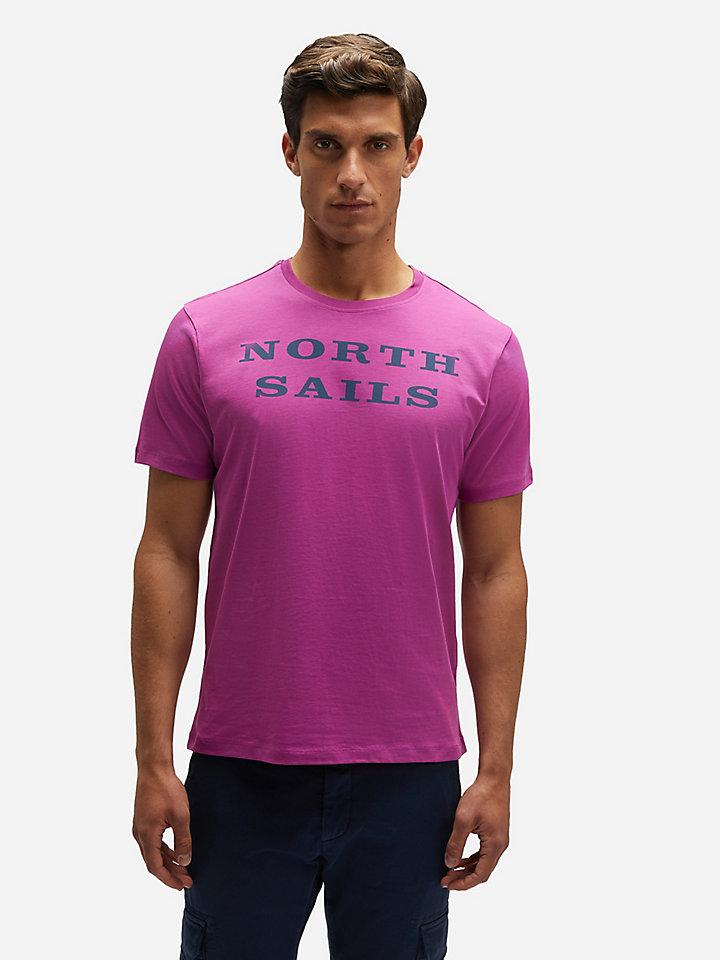 T-shirt van katoenen jersey
